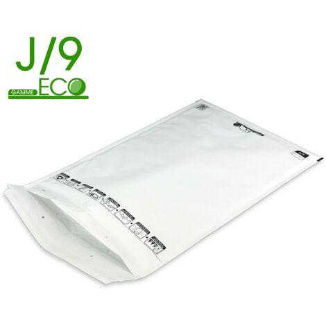 Lot de 100 Enveloppes à bulles ECO J/9 format 300x430 mm