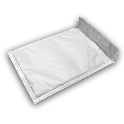 Lot de 400 Enveloppes à bulles PLASTIQUE D/4 format 170x265 mm