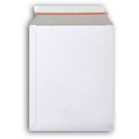 enveloppes carton B-Box 3 BLANC format 238x316 mm