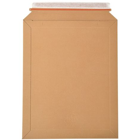 enveloppes carton B-Box 6 MARRON format 292x374 mm