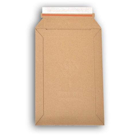 enveloppes carton WellBox 1 format 176x270 mm