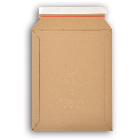 enveloppes carton WellBox 2 format 215x290 mm