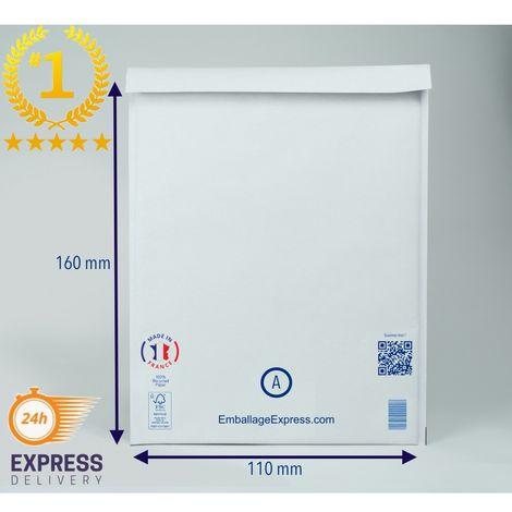 Enveloppes de protection matelassées à bulles d'air Mail Lite®