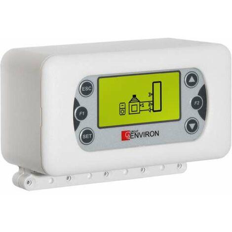Bioenergie Heimwerker Wasserführende Kaminöfen Temperaturregler Differenzregler Tds 503 Holzkessel