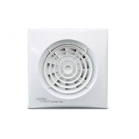 Envirovent SIL100S Silent 100 Whisper Quiet Toilet & Bathroom Fan