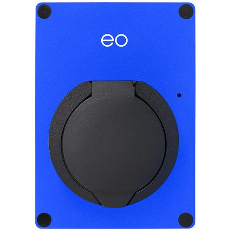 EO Mini Pro 2 EM201-PRO-DCL-BLUE up to 7.2kw/32A 1 ph socket Blue + DCL