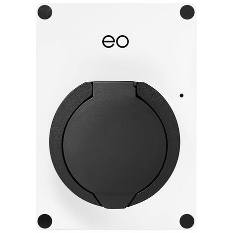 EO Mini Pro 2 EM201-PRO-DCL-WH up to 7.2kw/32A 1 ph socket White + DCL