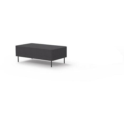 EOL | Assises sans dossier | 2 places | L. 120 cm |Assise Gris Orage