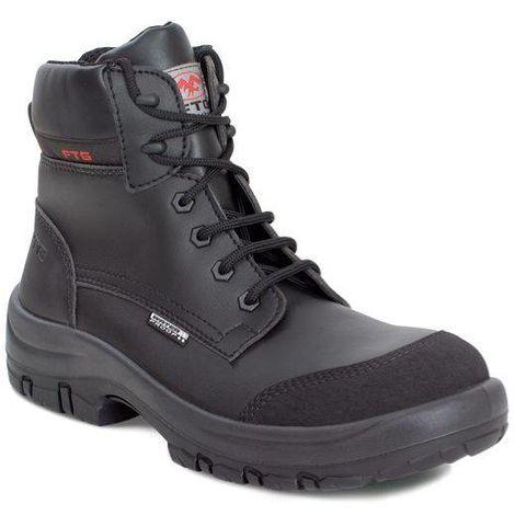 EOLO Chaussures de securite chaudes S3 Noir T. 38 FTG