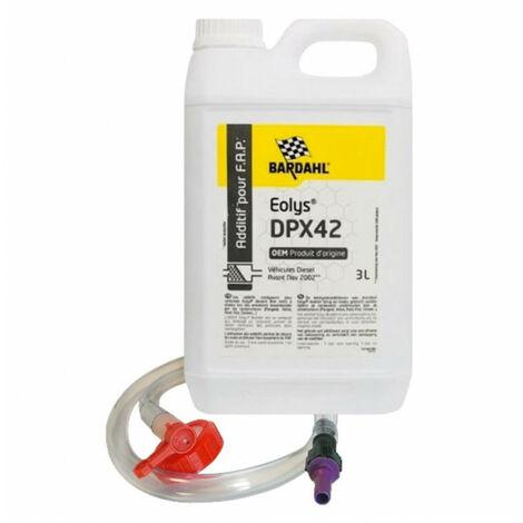 Eolys DPX42 3L, bidon, additif FAP - Bardahl