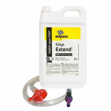 Eolys Extend 3L, bidon, additif FAP - Bardahl