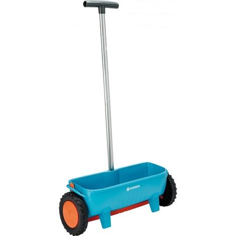 Epandeur Bleu/Gris/Orange Plastique 30 x 30 x 30 cm - Gardena 00430-20 Classic - 300