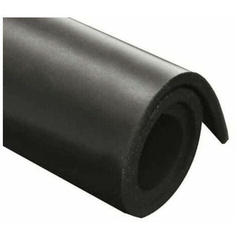 EPDM hoja de goma de 5 mm de espesor 100x140cm