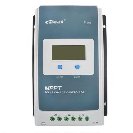 Epever, controlador de carga de Tracer-AN Series MPPT Solar, 12 / 24V DC, 4210AN