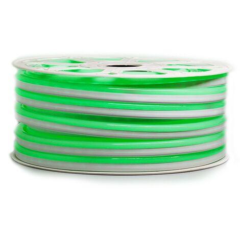 "EPISTAR profesional 2835 120 LED/m \""neón flexible\"" Cinta LED de 25 o 50 metros verde impermeable (IP68)"
