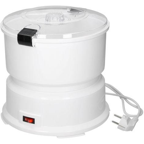 Éplucheur pommes de terre machine à éplucher électrique péle outil cuisine 1 kg