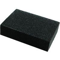 Eponge abrasive 10/7/2.5cm à grain P100 4 faces