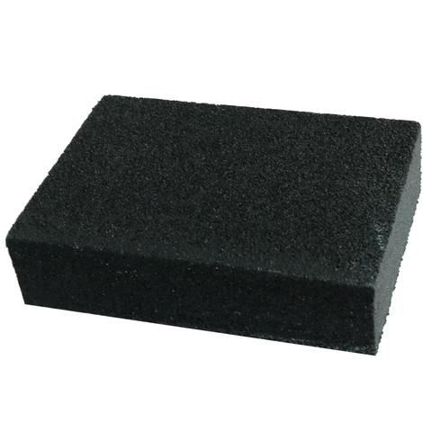Eponge abrasive 10/7/2.5cm à grain P60 4 faces