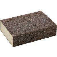 Éponge abrasive, Degré de finesse : fin, Grain 100