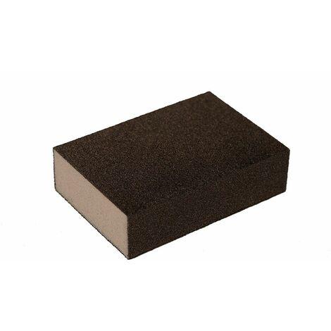 Eponge abrasive Mirka 100x70x28mm M/F 60/100