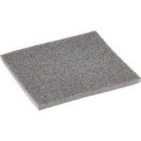 Eponge abrasive revêtue sur 1 face, corindon, Degré de finesse : ultra-fin, Grain 220