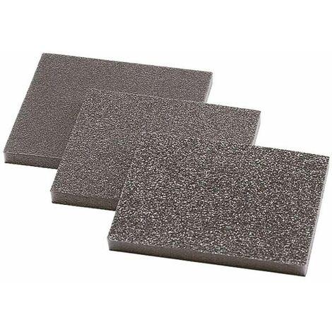 Eponge abrasive x3 WOLFCRAFT