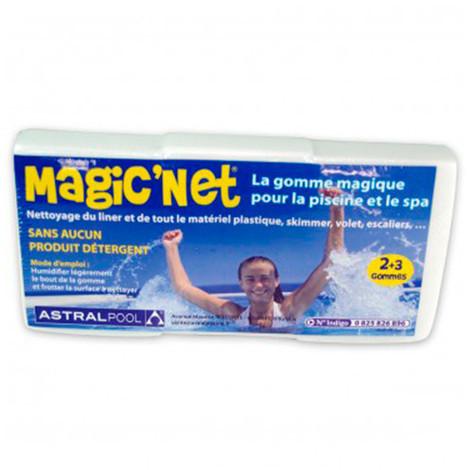 Eponge MagicNet de Astralpool - Nettoyage manuel