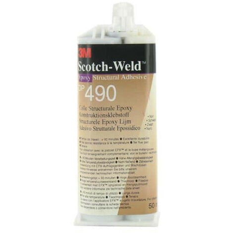 Epoxy glue bi component 3M DP 490 50ml