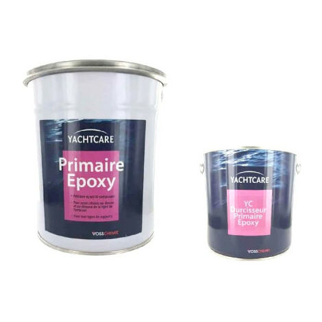 Epoxy primer grey YACHTCARE - 5l