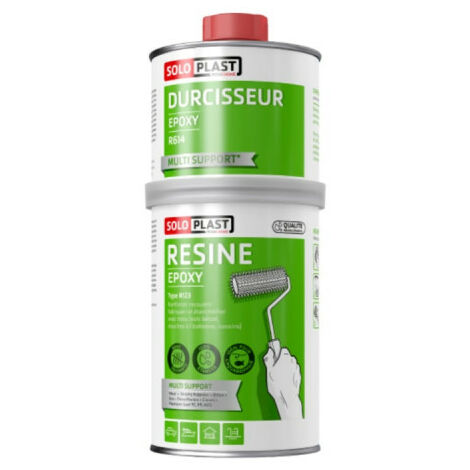 epoxy resin type R123 Soloplast 5 KG