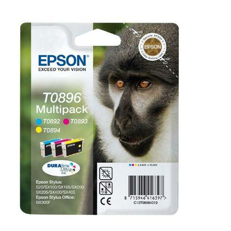 Epson T0895 Singe Cartouche d'encre Couleurs
