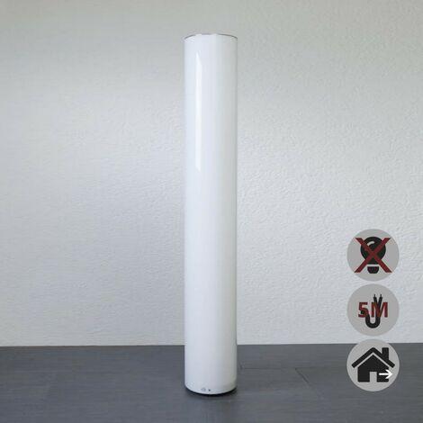 EPSTEIN-DESIGN Säulenleuchte APOLLO Weiß 132 cm