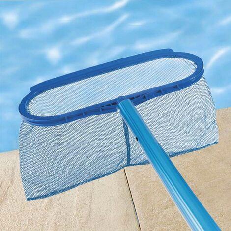 Épuisette de fond pour piscine manche non compris