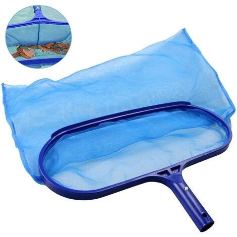 Épuisette de piscine professionnelle - Épuisette de piscine - Épuisette - Épuisette pour spas, piscine, jacuzzis et feuilles de nettoyage