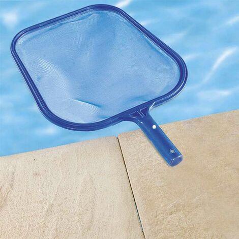 Épuisette de surface pour piscine manche non compris