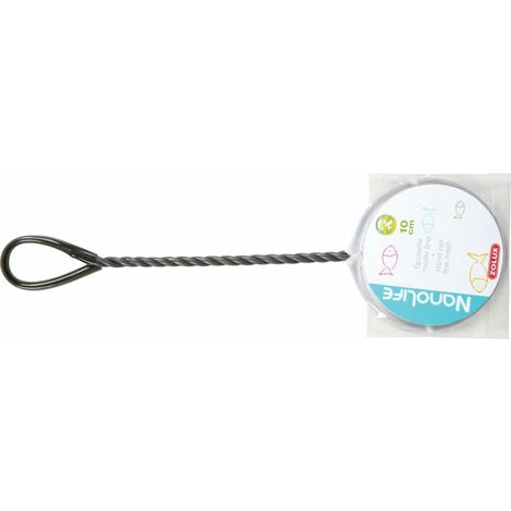 Epuisette maille fin rond 10cm