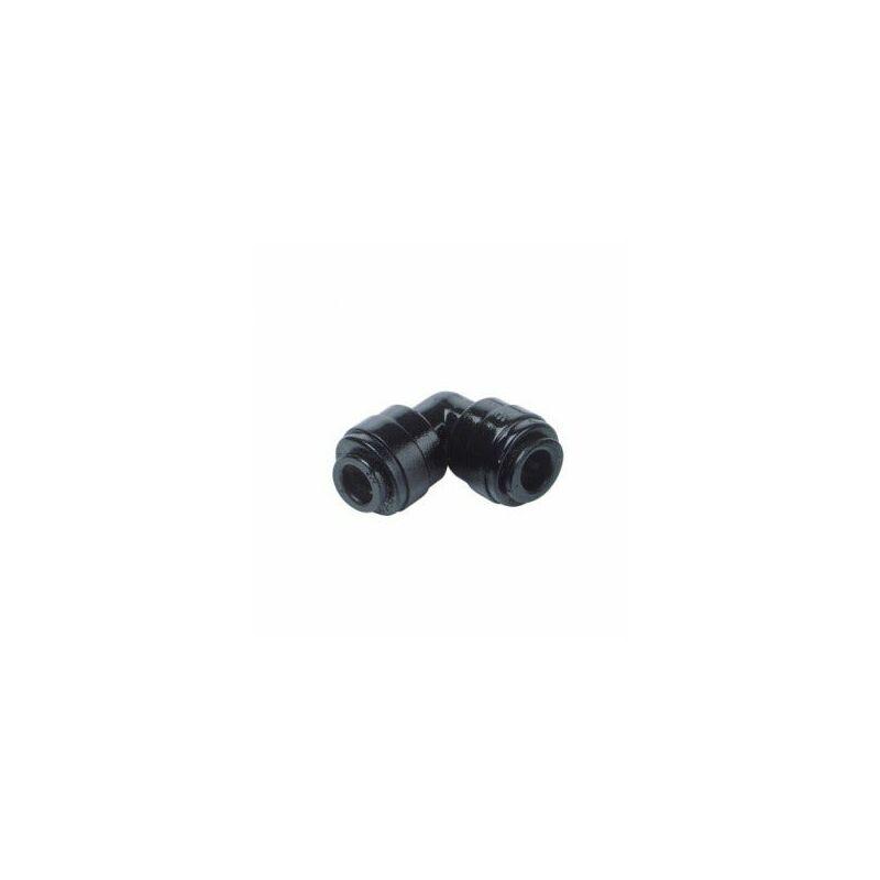 Image of Equal Elbow Connector ¦ 10mm Pushfit x 10mm Pushfit ¦ AEU1010M - Dmfit