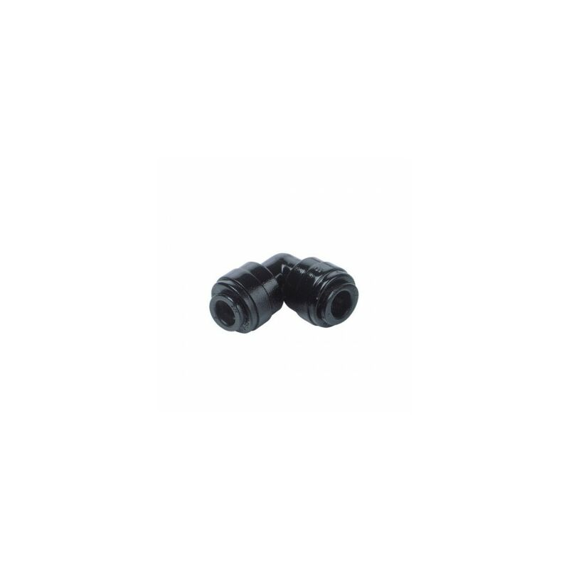 Image of Equal Elbow Connector ¦ 8mm Pushfit x 8mm Pushfit ¦ AEU0808M - Dmfit