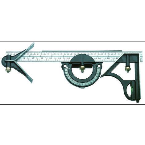 Équerre à coulisse C.K. T3579 300 mm 1 pc(s)