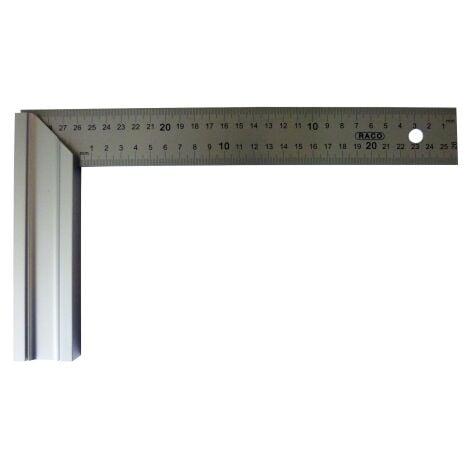 Equerre aluminium anodisee/inox L300mm - RT39/248