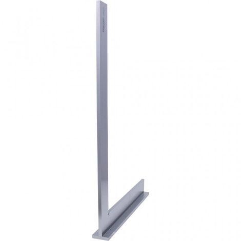 RBM Angle 45//° DIN875 1/pi/èce /Équerre datelier longueur 120/x 80/mm 2/avec but/ée