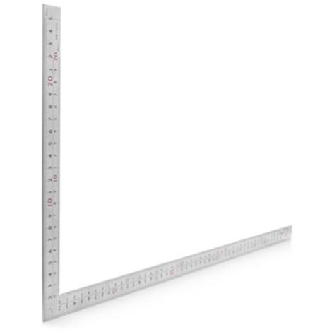 Equerre charpentier inox 300 x 150 mm Shinwa - MFLS - MESU12325