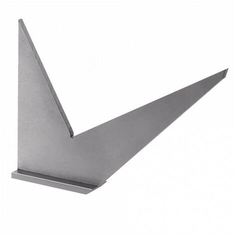 Équerre double onglet à chapeau DELA.1272 FACOM (150) - Long. mm : 150