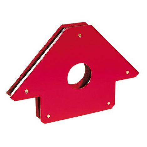 Equerre Magnétique Plate 90° - 45° 140x140x20 Mm