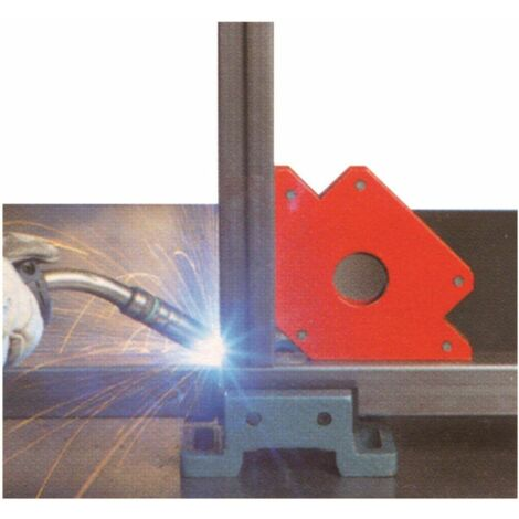 EQUERRE SOUDAGE MAGNETIQUE MOYENNE 17mm - S05772