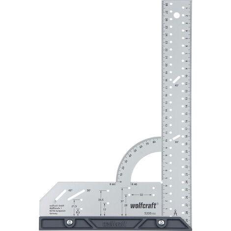 Équerre Wolfcraft 5205000 200 x 300 mm 1 pc(s) C285591