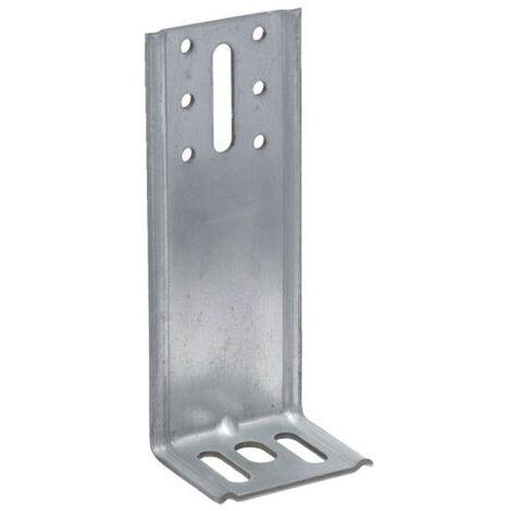 Equerres de bardage type EBC 100 mm épaisseur 2,5 mm carton de 50 pièces