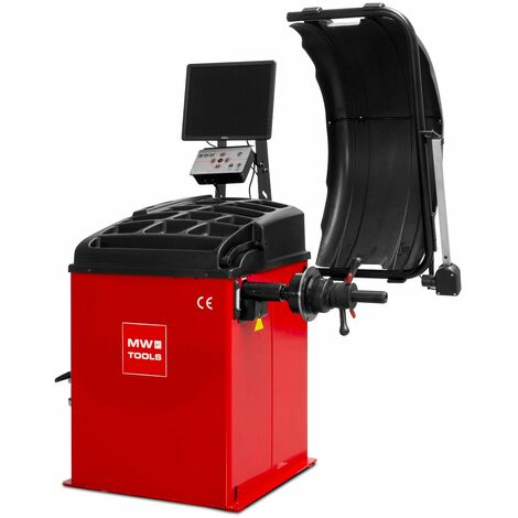 ÉQUILIBREUSE AUTOMATIQUE PRO MW-Tools BB500