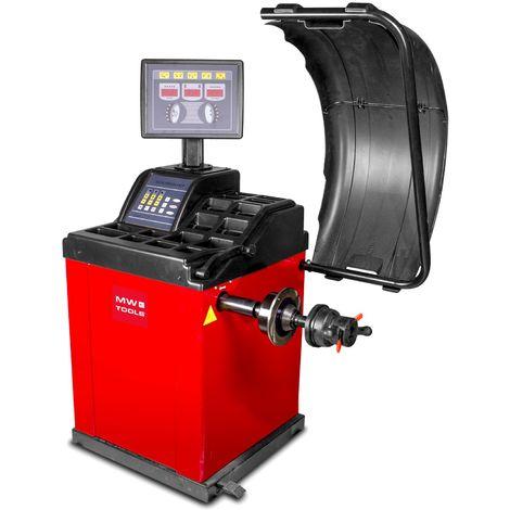 Équilibreuse de roues automatique MW-Tools BB300
