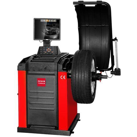 équilibreuse de roues automatique pro MW-Tools BB400